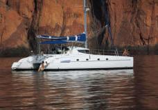 Catamarans in Kroatië