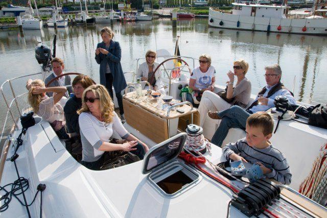 dagexcursies op de Schelde